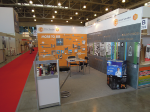 RosUpack Packaging Exhibition – Moscow 2013