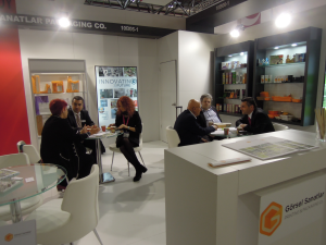 Interpack Packaging Exhibition – Dusseldorf 2014